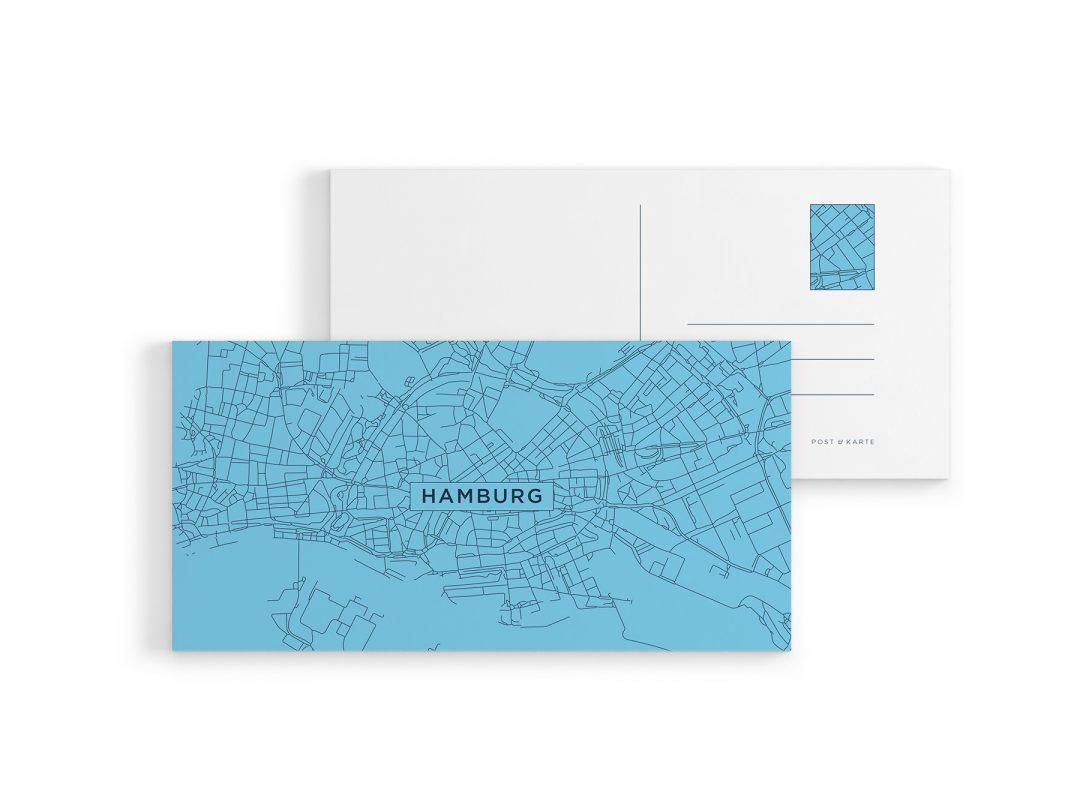 Post & Karte